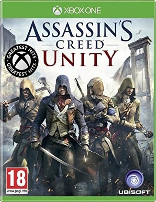 Ubisoft Assassins creed Unity