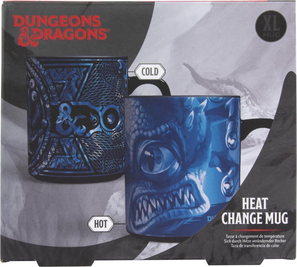 Dungeons & Dragons - Heat Change Mug kopen