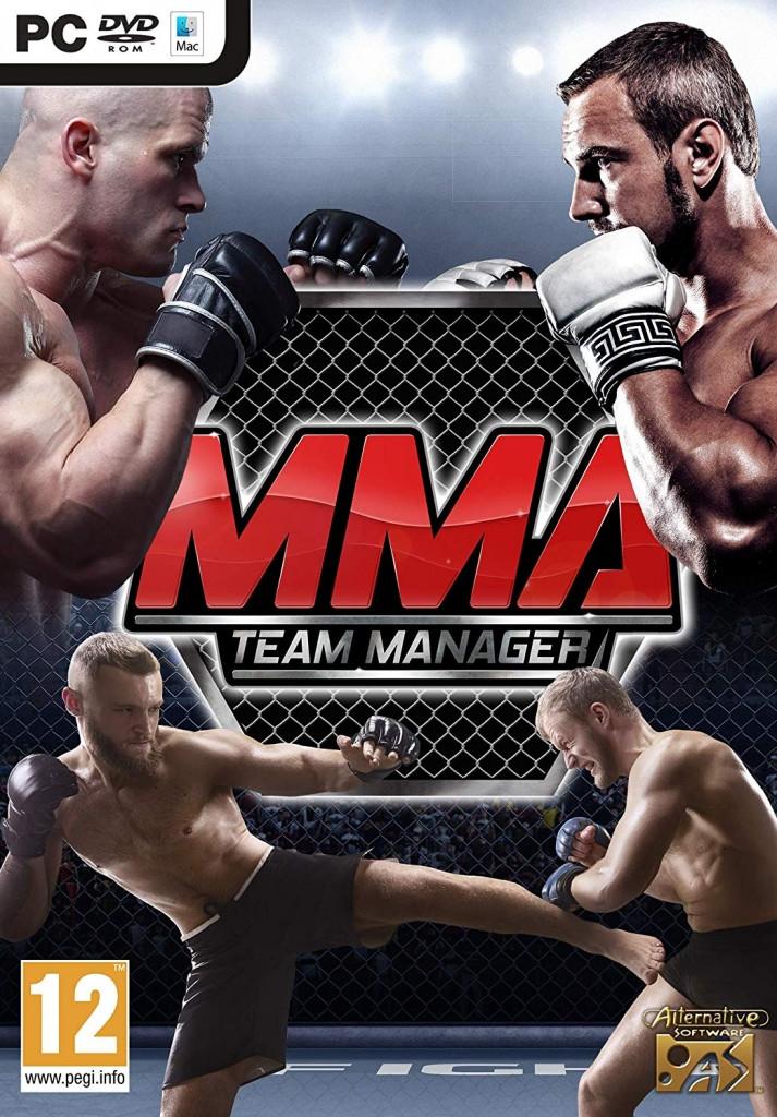 Afbeelding van MMA Team Manager