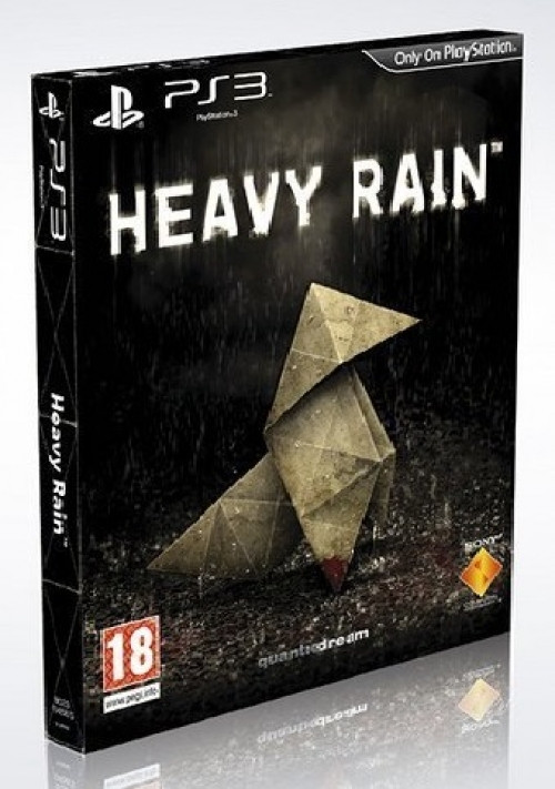 Heavy Rain Limited Edition