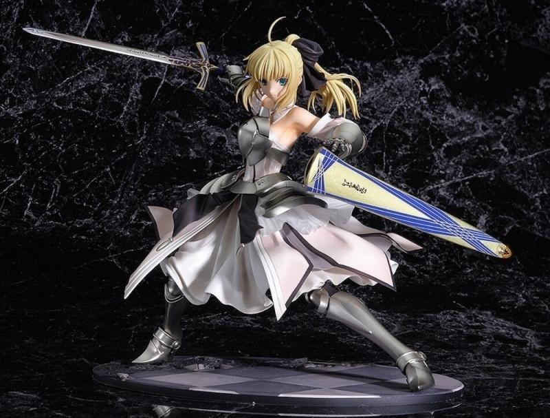 Fate/Stay Night - Saber Lili Distant Avalon 1/7 PVC Statue