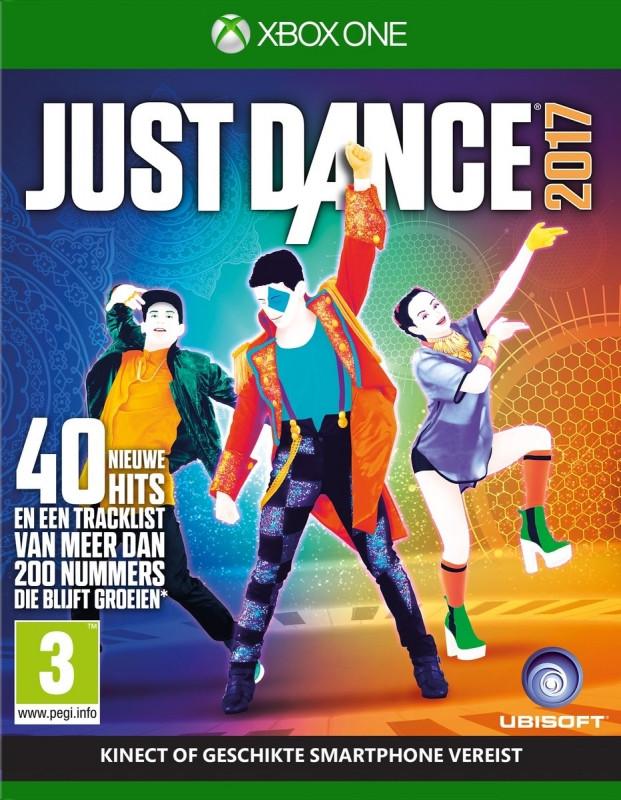 Ubisoft Just Dance 2017
