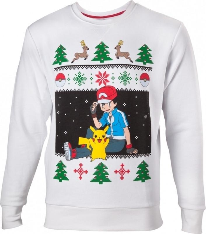 Pokemon Christmas Sweater