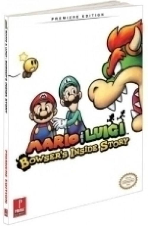 Mario & Luigi Bowser's Inside Story Guide