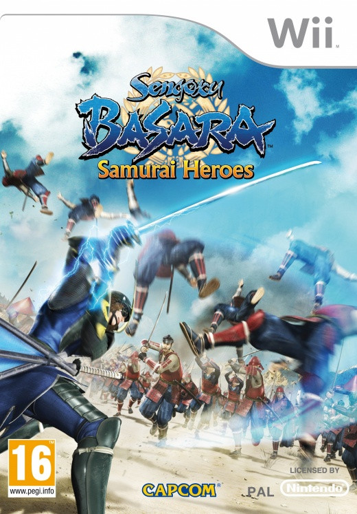 Sengoku Basara Samurai Heroes kopen