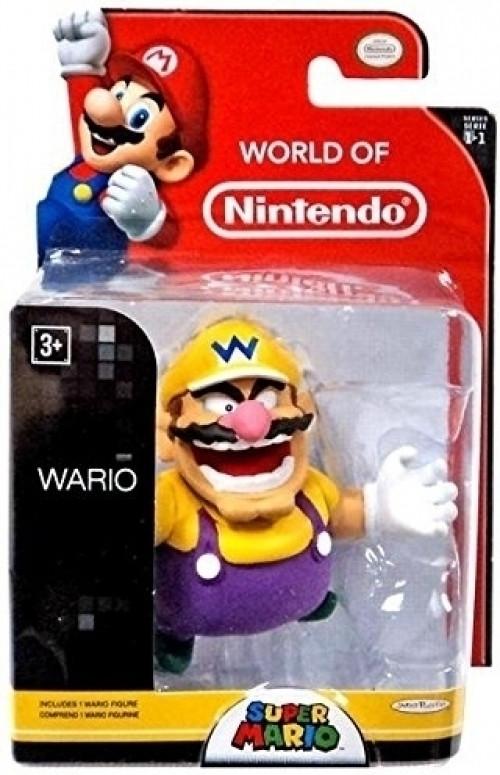 World of Nintendo Mini Figure - Wario