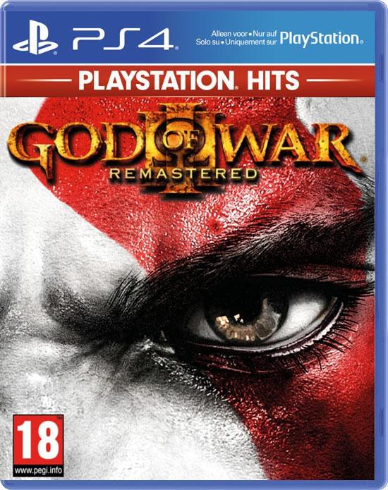 God of War 3 Remastered (Playstation Hits) kopen