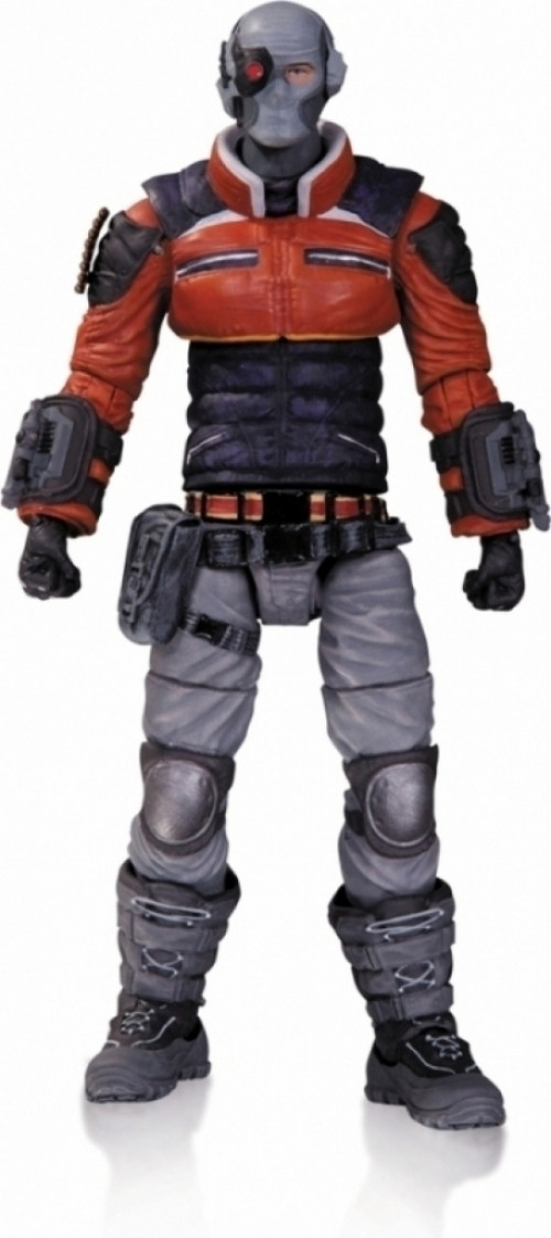 Image of Batman Arkham Origins Deadshot Action Figure