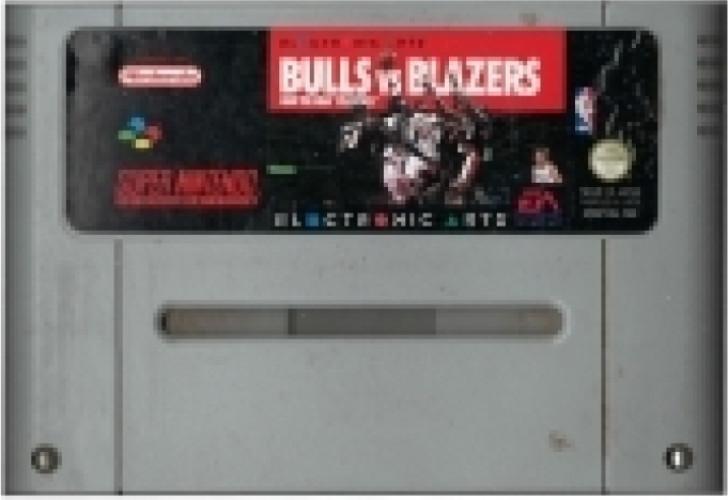 Bulls Versus Blazers (losse cassette)