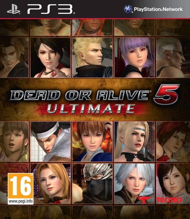 Goedkoopste Dead or Alive 5 Ultimate