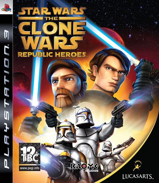 Goedkoopste Star Wars The Clone Wars Republic Heroes