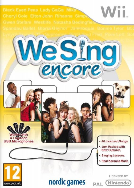 We Sing Encore