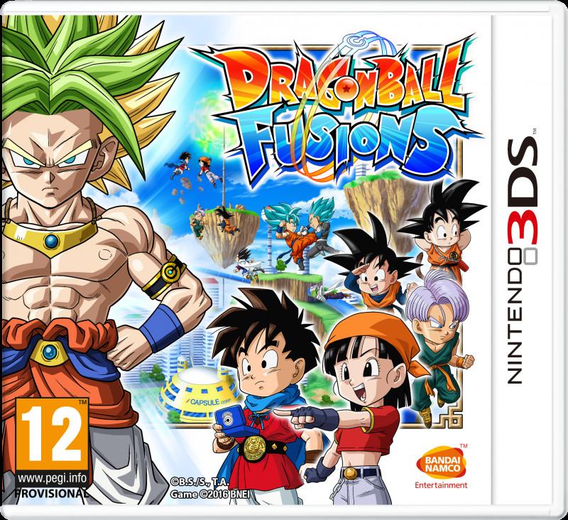 Goedkoopste Dragon Ball Fusions