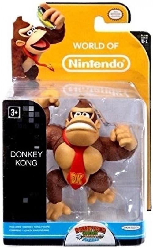 World of Nintendo Mini Figure - Donkey Kong