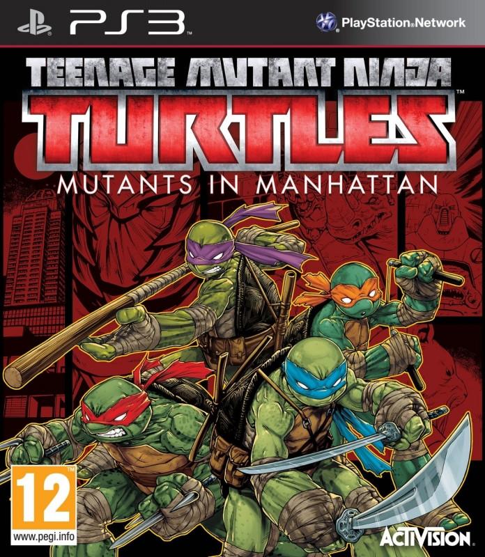 Goedkoopste Teenage Mutant Ninja Turtles Mutants in Manhattan