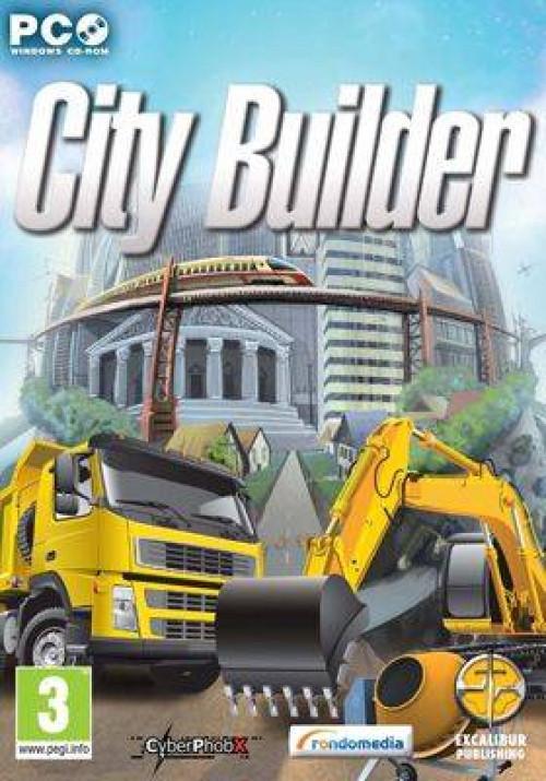 City Builder (dvd-rom)