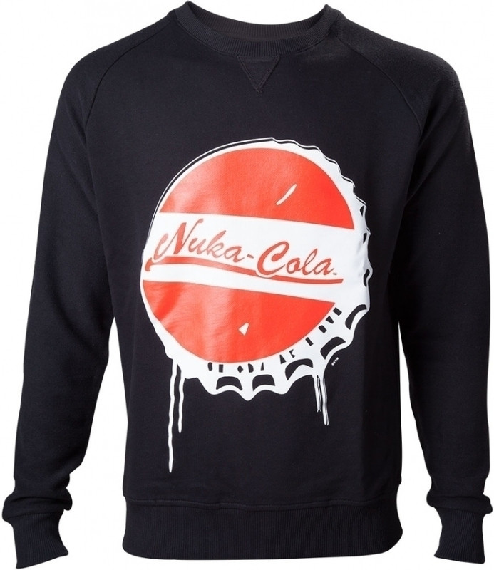 Fallout 4 - Nuka Cola Bottle Cap Sweater