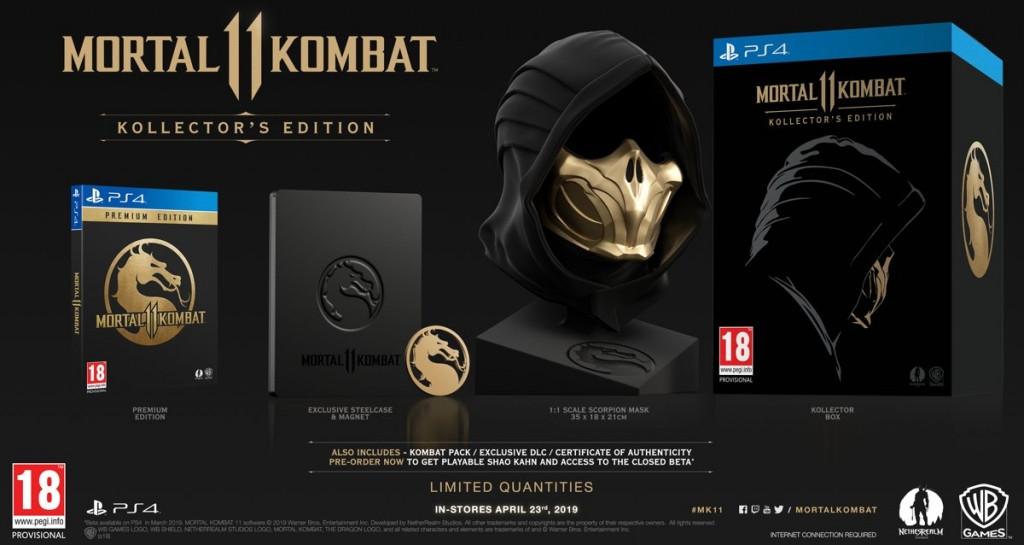 Mortal Kombat 11 (Kollector's Edition) kopen