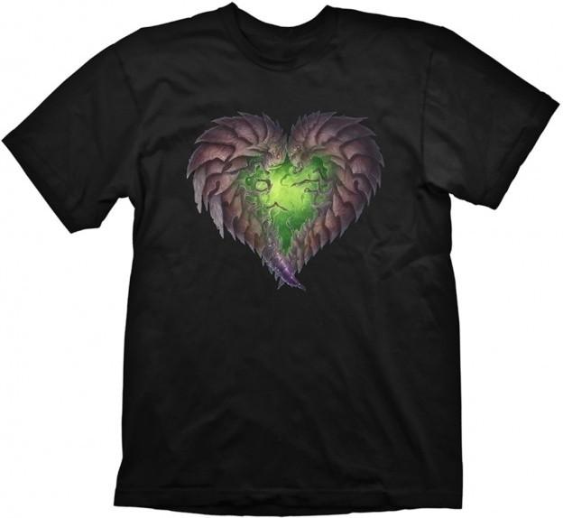 Starcraft 2 T-Shirt Zerg Heart