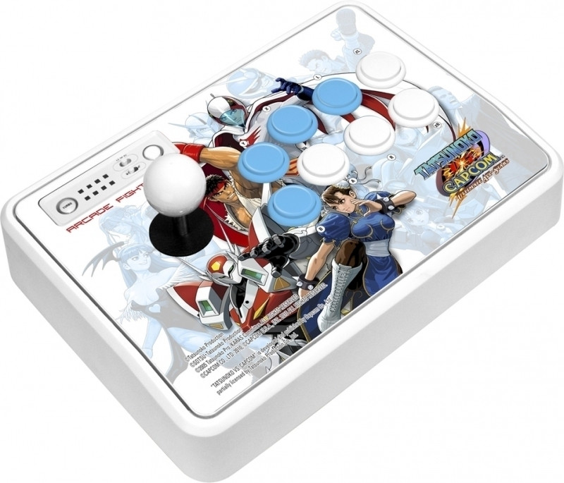 Tatsunoko vs Capcom Arcade Fightstick (Limited Edition)