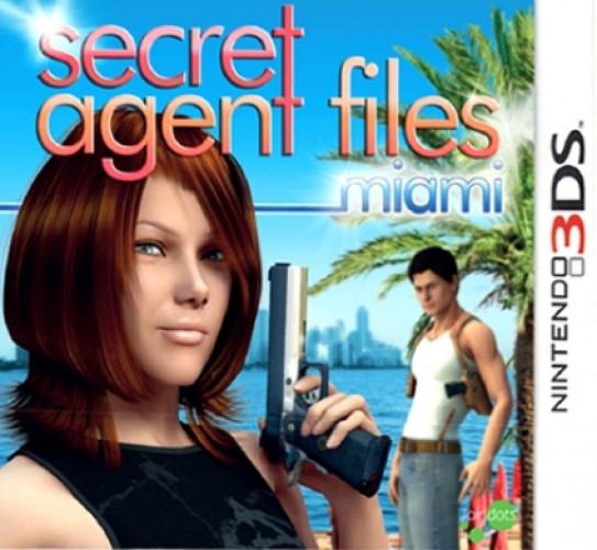 Secret Agent Files kopen