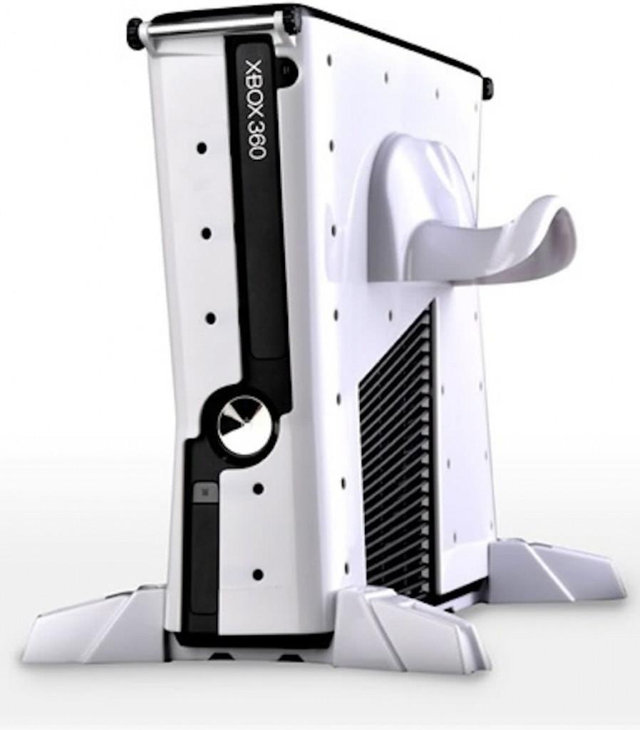 Xbox 360 Vault White