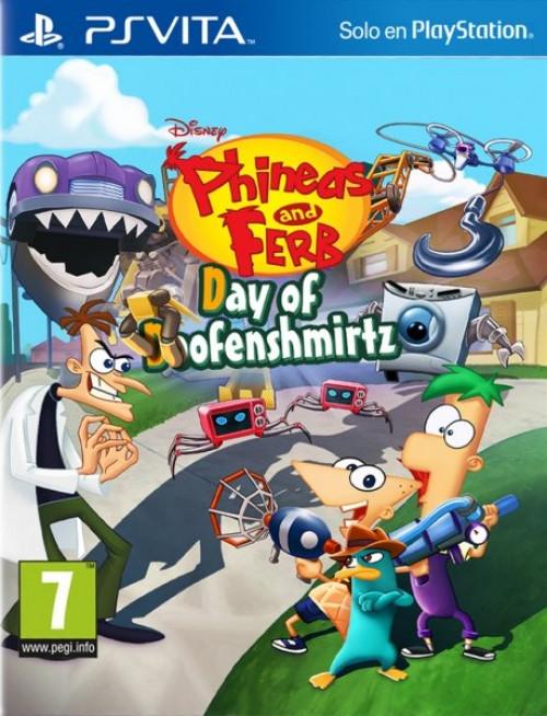 Phineas & Ferb Day of Doofenshmirtz