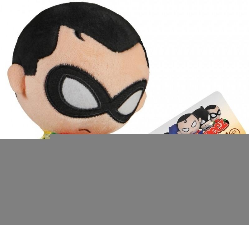DC Universe Mopeez Plush: Robin