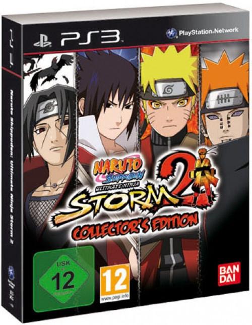 Goedkoopste Naruto Shippuden Ultimate Ninja Storm 2 (Collector's Edition)