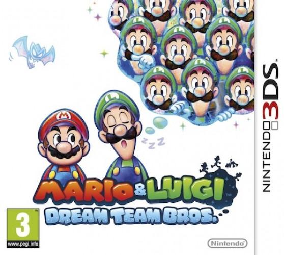 Mario and Luigi Dream Team Bros kopen