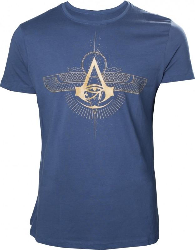 Afbeelding van AC Origins Golden Crest Men's T shirt
