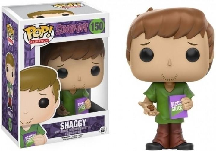 Scooby Doo Pop Vinyl: Shaggy