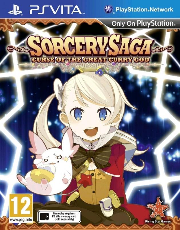 Goedkoopste Sorcery Saga Curse of the Great Curry God