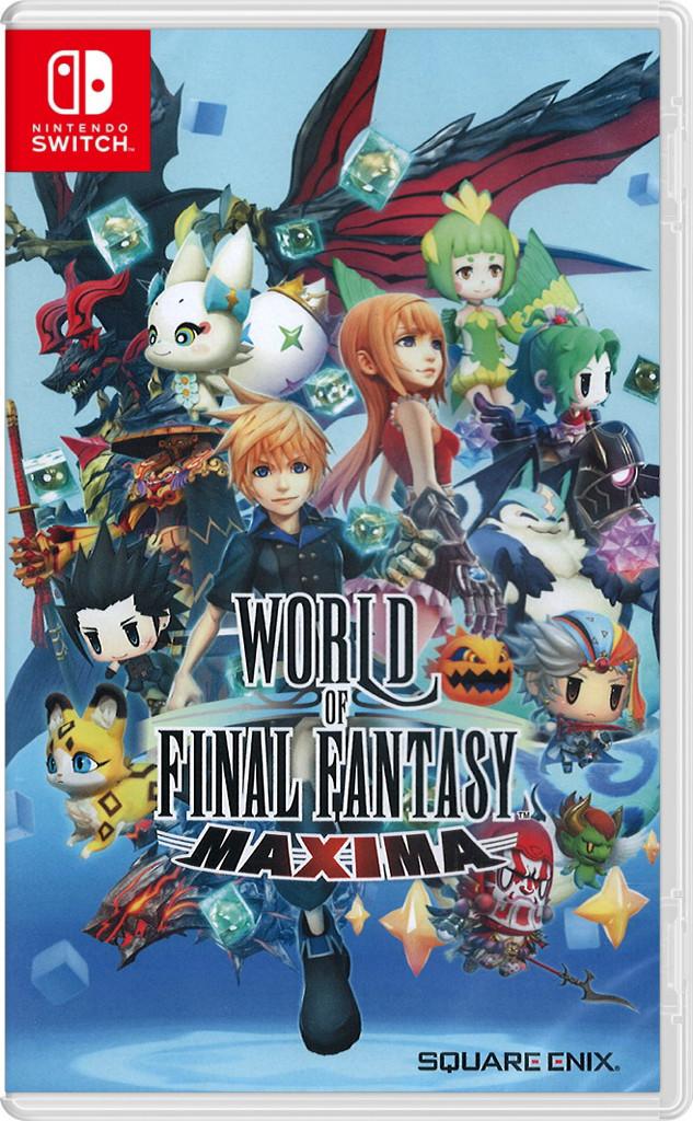 World of Final Fantasy Maxima kopen