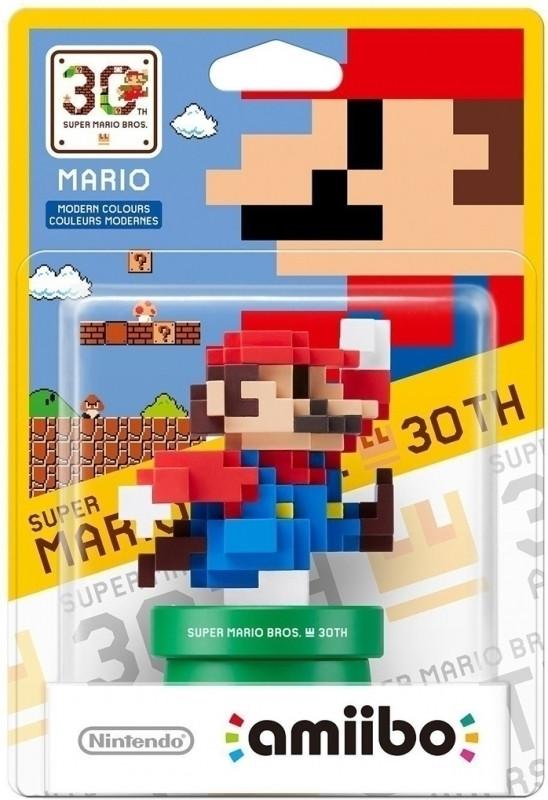 Nintendo Amiibo, Mario 30th Ann. Classic (Blauw) (1074166)