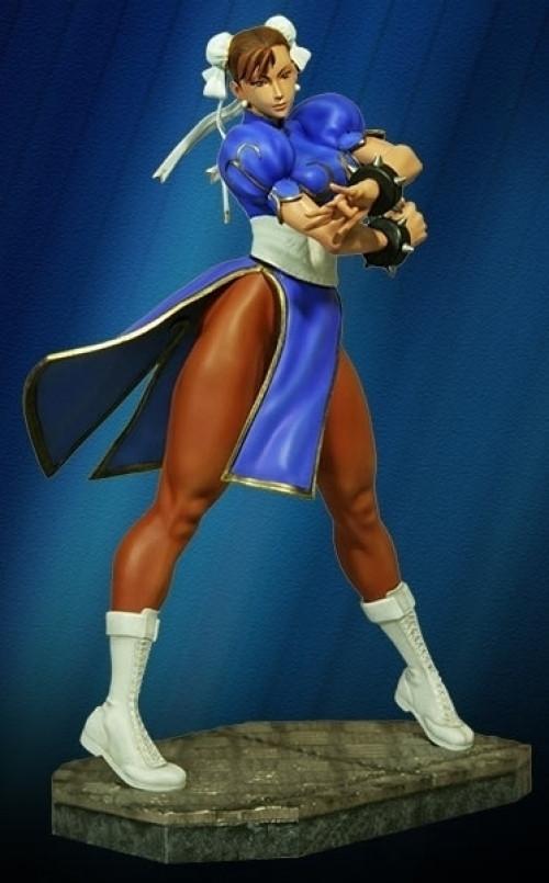 Street Fighter: Chun-Li 1:4 Scale statue