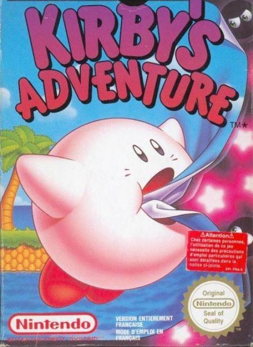 Goedkoopste Kirby's Adventure