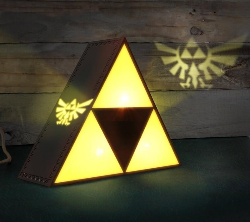 The Legend of Zelda Tri-Force Light Yellow