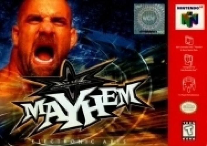 Goedkoopste WCW Mayhem