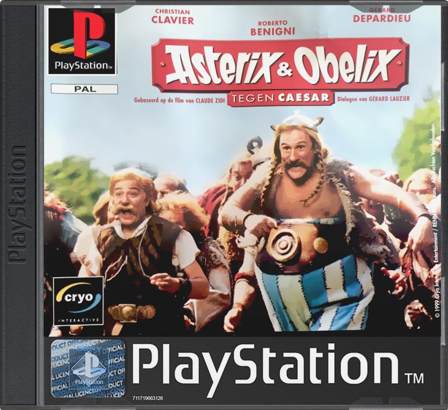 Asterix and Obelix Tegen Caesar kopen