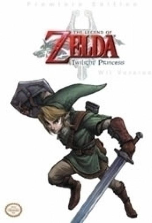 The Legend of Zelda Twilight Princess Guide (Wii)