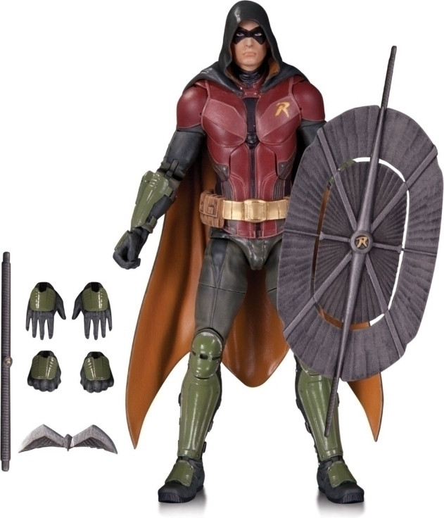 Image of Batman Arkham Knight: Robin Action Figure