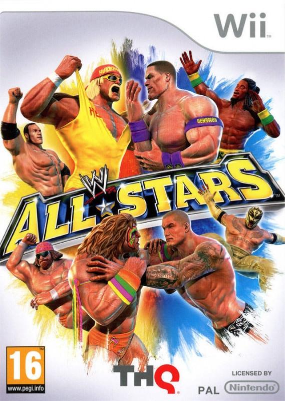 WWE All-Stars kopen