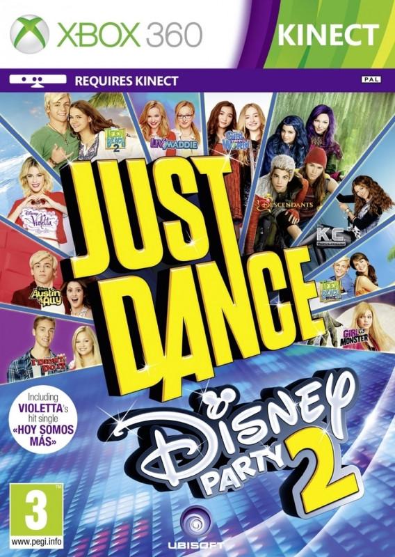Just Dance, Disney Party 2 Xbox 360