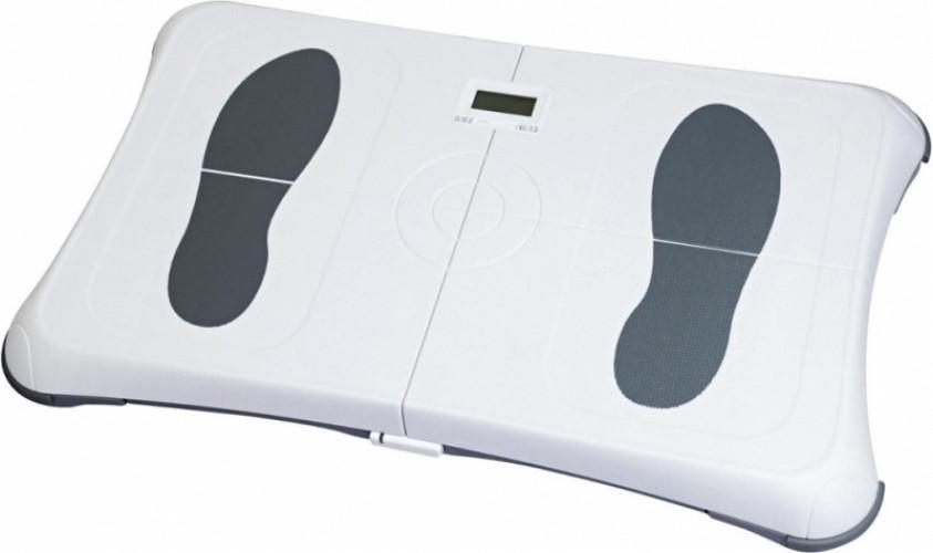 Image of Big Ben Balance Board (White) (WIIBOARDWHITE)