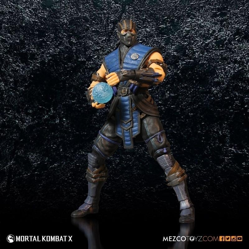 Mortal Kombat X Action Figure: Sub-Zero (12 inch figure) kopen