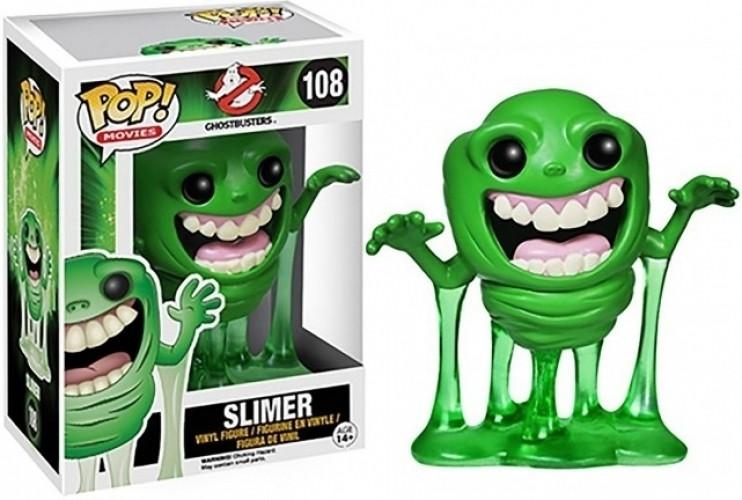 Ghostbusters Pop Vinyl: Slimer