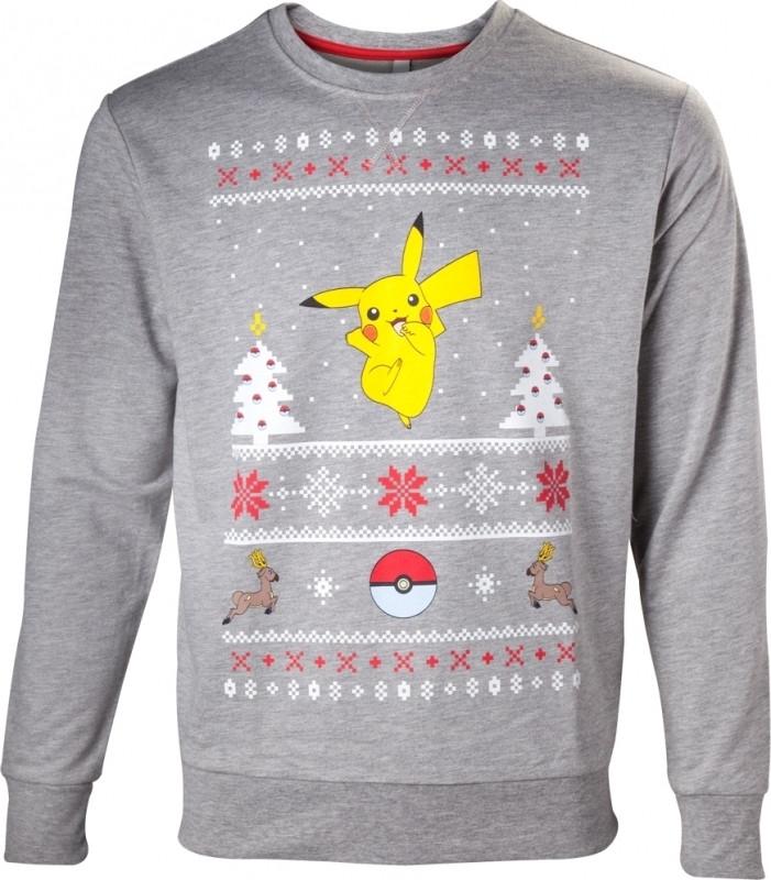 Pokemon - Pikachu Christmas Sweater