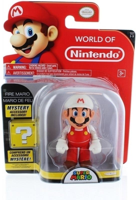 World of Nintendo Figure - Fire Mario