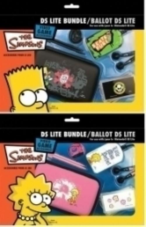 Goedkoopste DS Lite Simpsons Bundle
